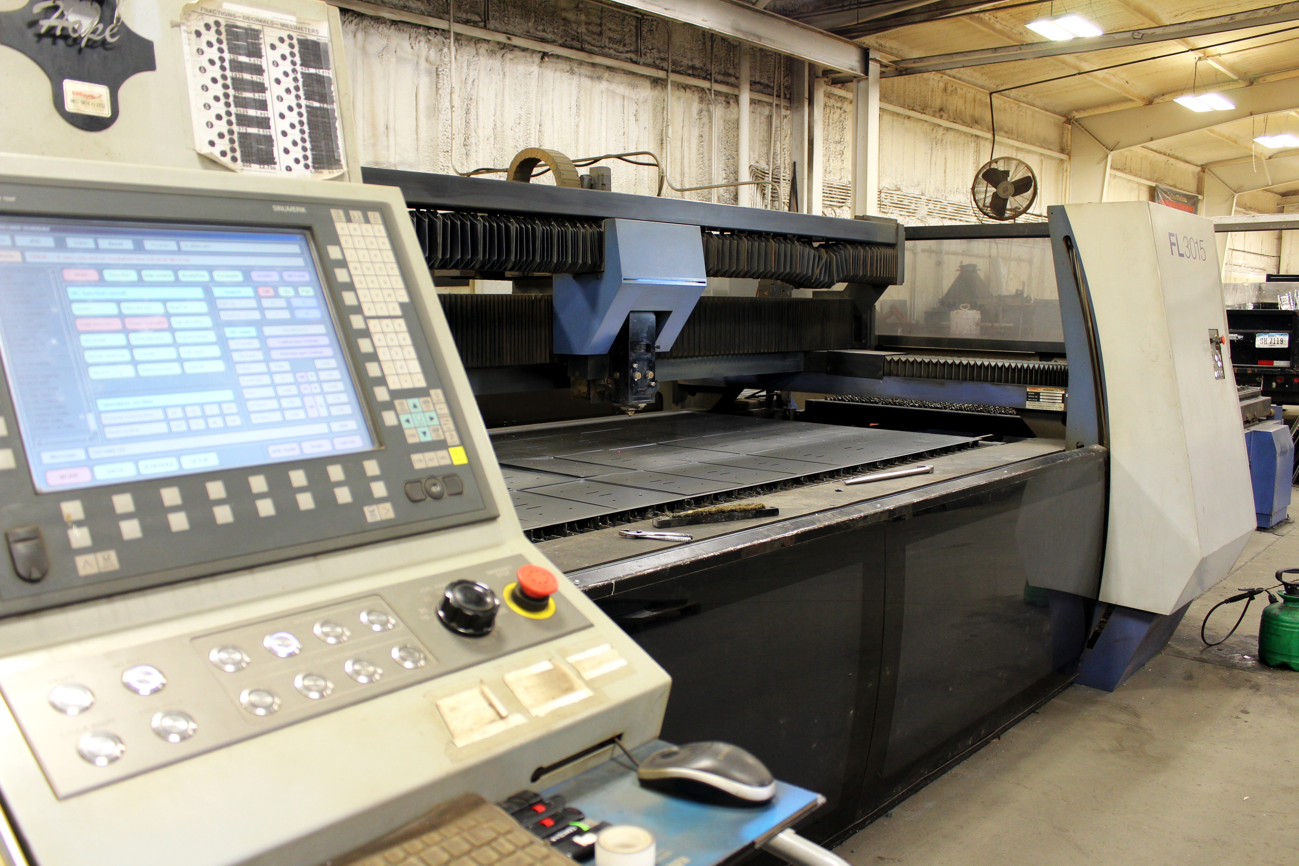 Laser Cutting Services | Custom Metal Fabrication | Janco Industries
