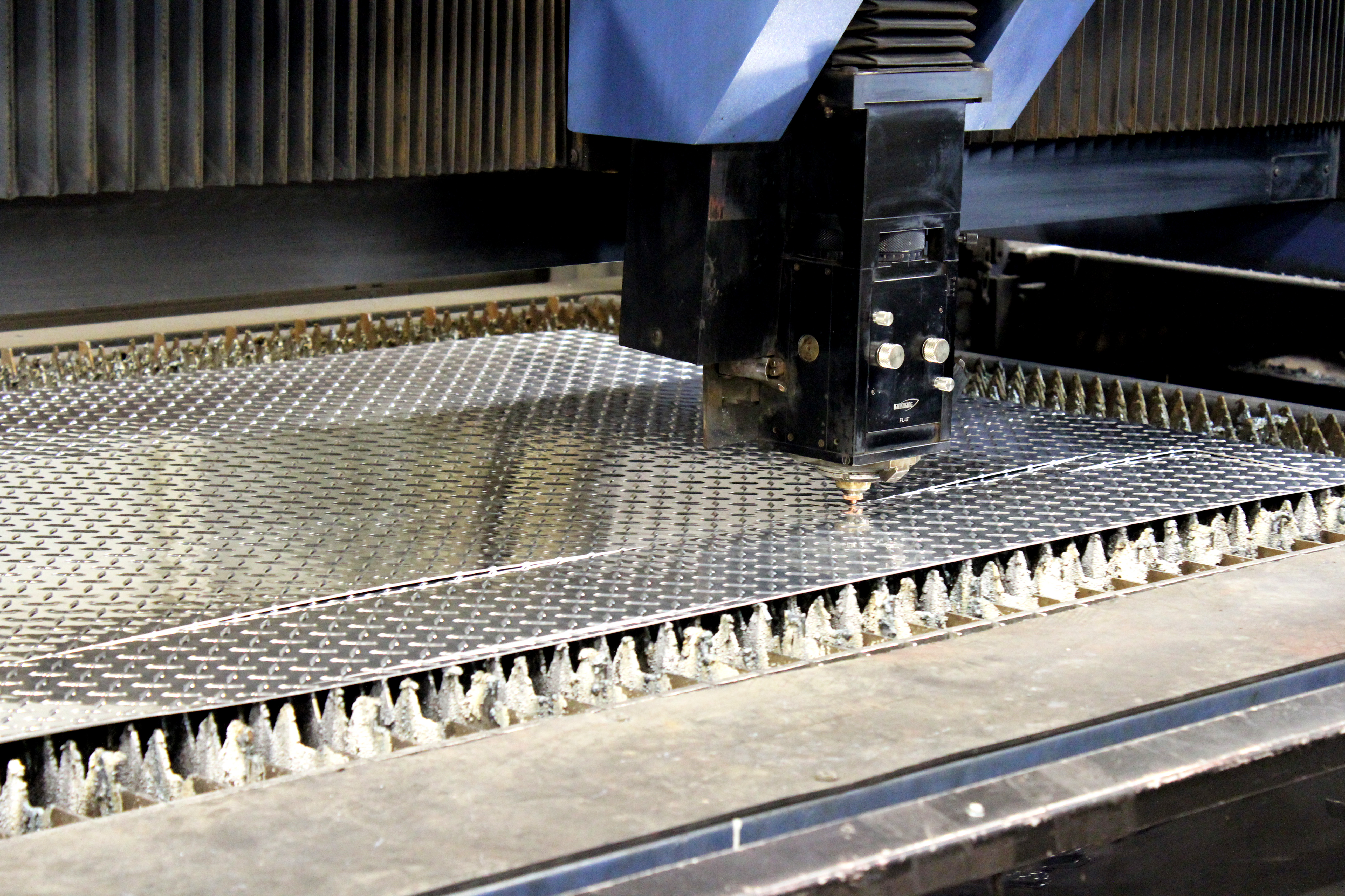 Laser Cutting Services   Custom Metal Fabrication   Janco Industries