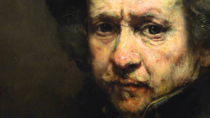 """Save The Rembrandt"" - how painters can make you a better screenwriter, when considering screenwriti"