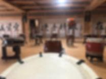 道場 修武館 Dojo Shubukan, Clases de Taiko, Taiko o Koete 太鼓 を 越えて, Mas allá del taiko