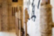 MAKIWARA TAREN KIGU Utensilios clásicos Escuela Shubukan 修武館 学校 Uechi Ryu UechiRyu 上地流 空手道 空手術 唐手術 唐手道 Jose Cifuentes