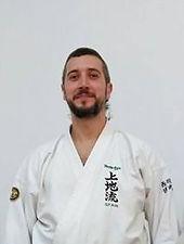José Patricio Andreu UechiRyu Uechi Ryu 上地流 空手道 空手術 唐手術 唐手道 Karate Tradicional Clasico