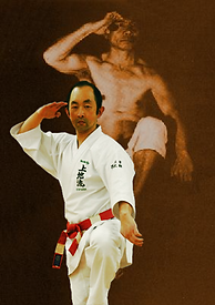 Yasushi Kuno 久野靖 UechiRyu Uechi Ryu 上地流 空手道 空手術 唐手術 唐手道 Karate Tradicional Clasico