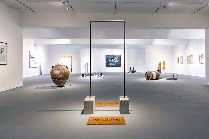Ilona Balaga Haifa museum 2020