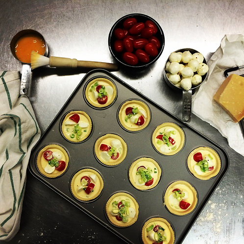 Seasonal Tartlet Platters