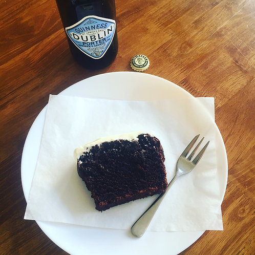 CHOCOLATE GUINNESS LOAF