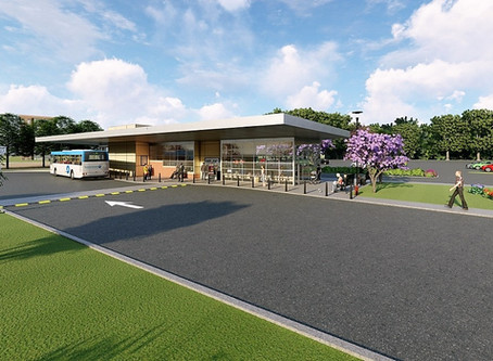 Project Update: Tec Inc's Electrified Bus Station projects with LakeTran full-steam ahead