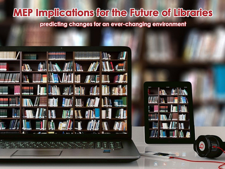 The Past, Present, and Future of Libraries