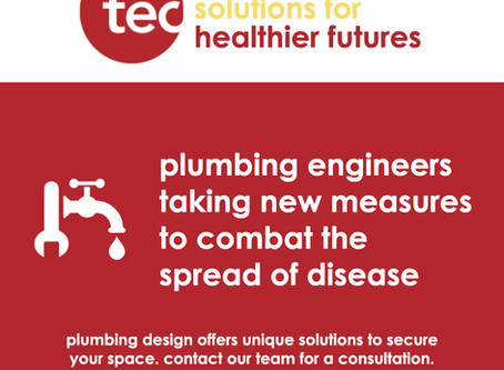 Resilient Buildings: Plumbing & Fire Protection Design Considerations