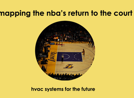 Safe Returns to Sports: How HVAC & Technology impacts the NBA's return