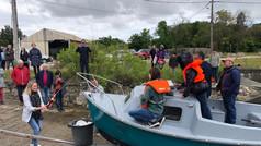 Baptême du bateau Ecole Le Pirelon