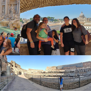 Our Italian Summer, Part 2: Roman Holiday – A 3 - 7 Day Itinerary