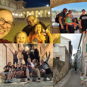 Our Italian Summer, Part 1: The Home Base