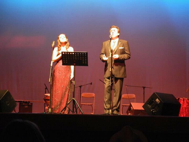 De lirico, bolero y flamenco concert