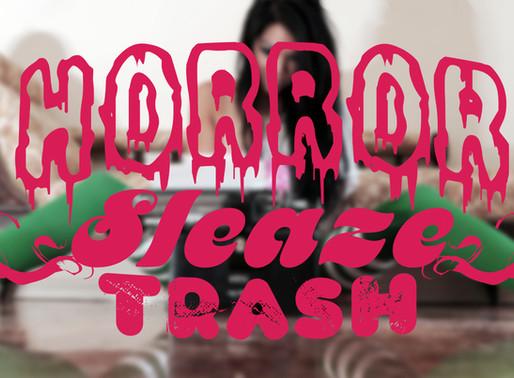 poetry publication - horror sleaze trash