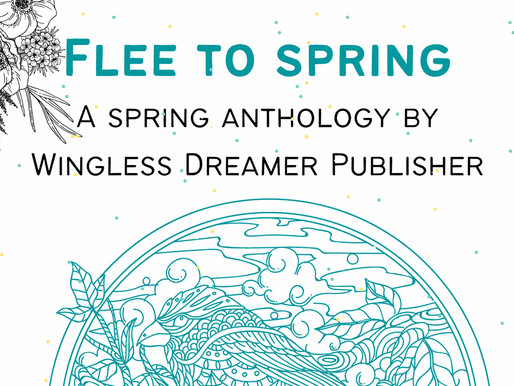 poetry contest finalist - wingless dreamer