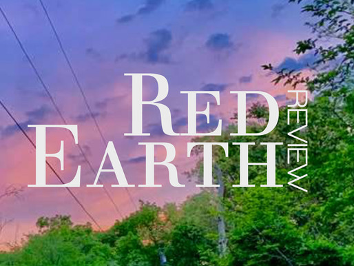 poetry publication - red earth review