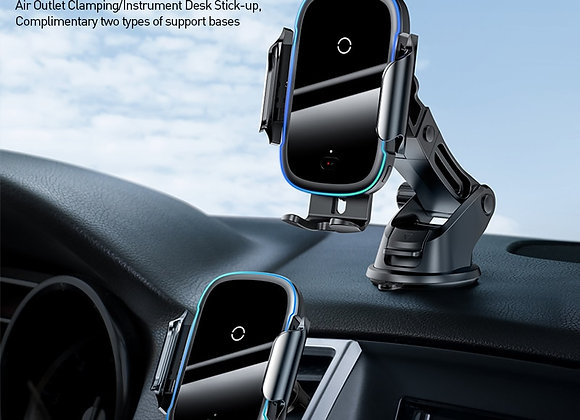 Baseus 15W Wireless Charger Car Mount for Air Vent