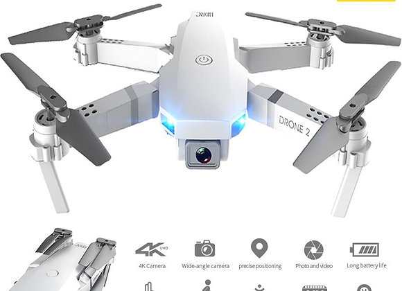 RC Drone UAV 4K Profesional Quadrocopter E59 Fixed-Height Folding