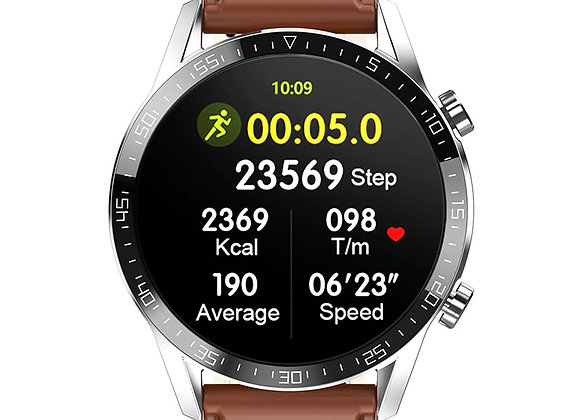 Reloj Inteligente Ecg Smart Watch Men Android 2020  Bluetooth Call