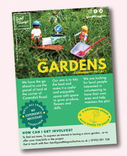 Micro Gardens - A growing space with space to grow.