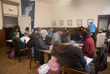 Graham Lowe Second Saturday Workshop