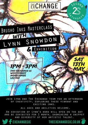 2nd Sat May: Lynn Snowdon