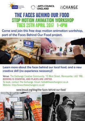 FREE Stop Motion Animation Workshop