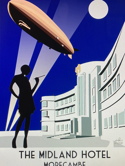 The Midland Hotel by Lidia Ranns