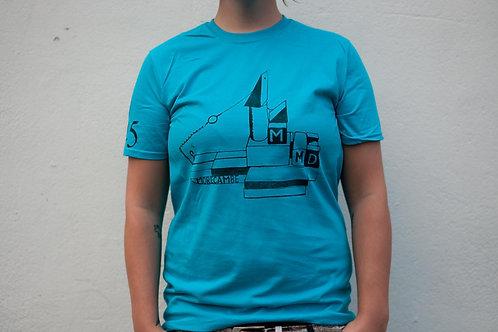 Handprinted Make My Day! Morecambe Tshirt (Limited Edition of 50)