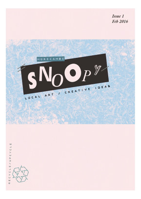 Snoopy fanzine Issue 1