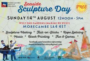 Seaside Sculpture Day