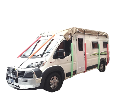 Motorhome Roof Cover