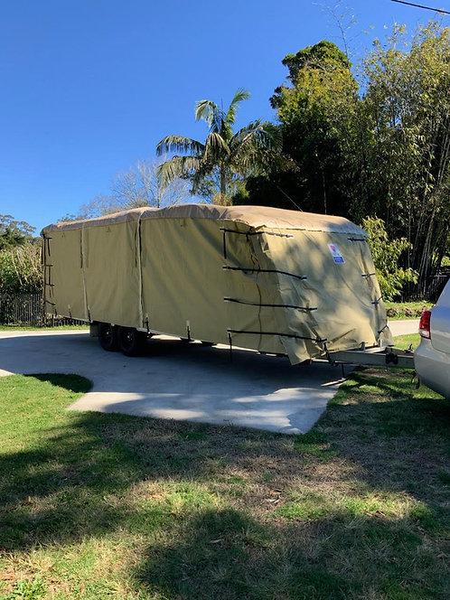 Deluxe Caravan Cover