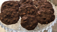 Steak Mojo Brownie Cookies