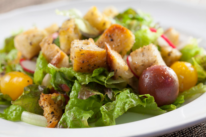 BBQ Rub on a salad?