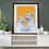 Thumbnail: Cheetah Print (60.5 x 91cm)