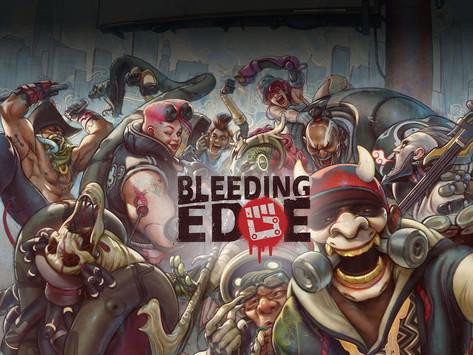 Primeiras Impressões Bleeding Edge