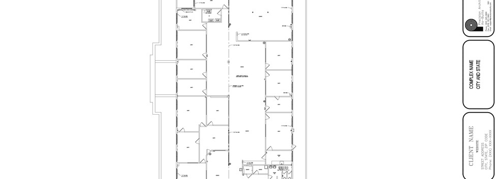 Main Level Floor Plan A1.2