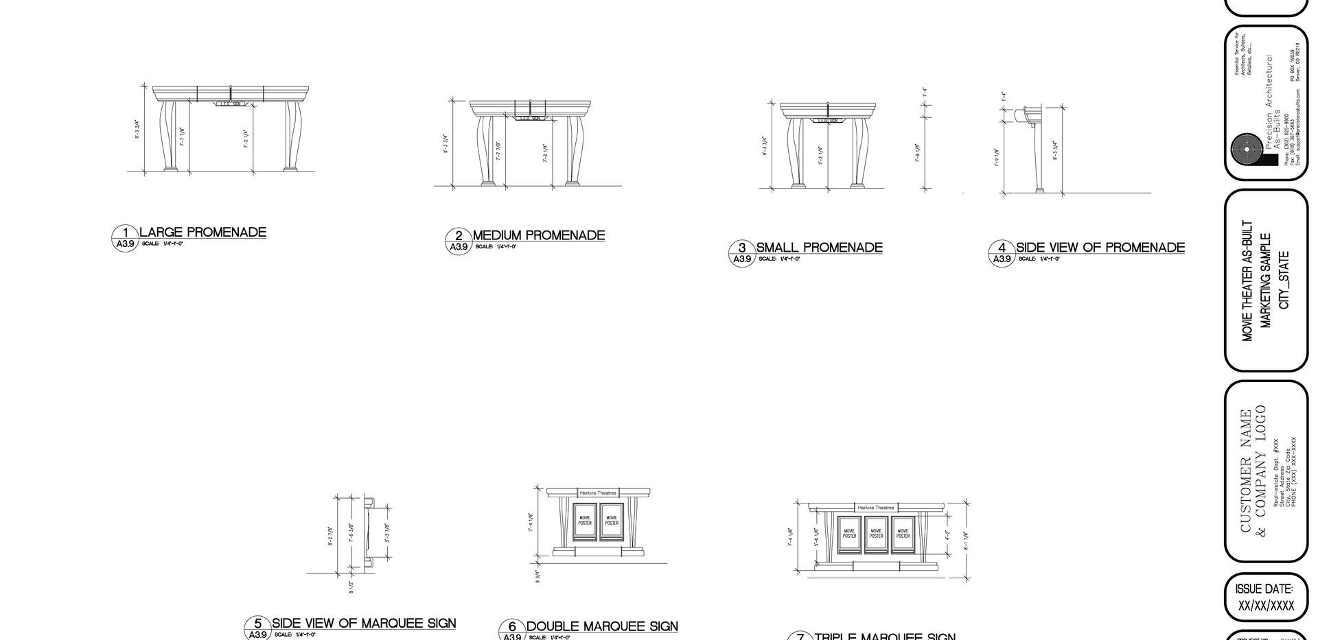 Interior Elevations A3.9