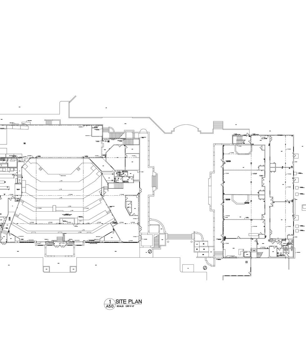 Site Plan A5.0