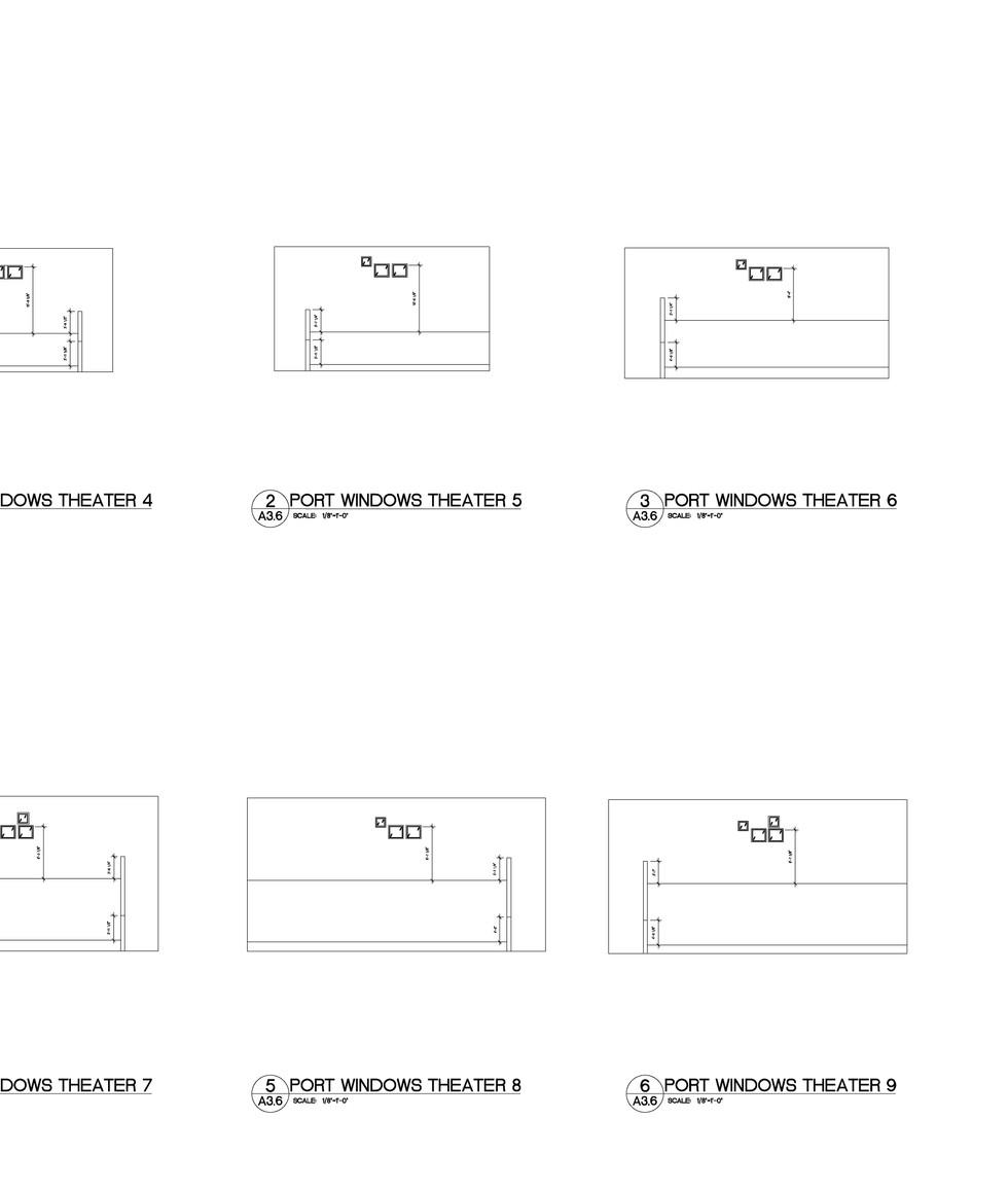 Interior Elevations A3.6