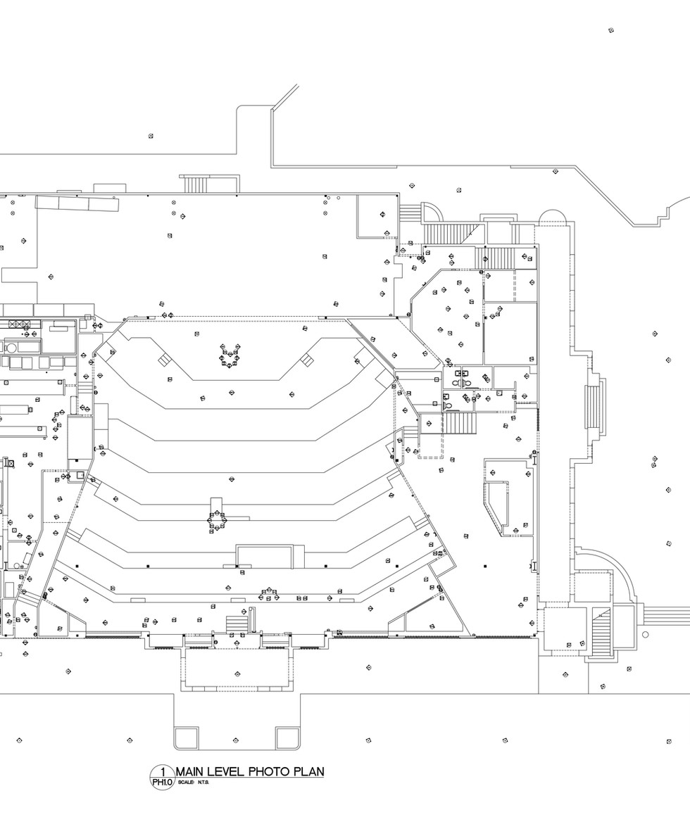 Main Level Photo Plan PH1.0