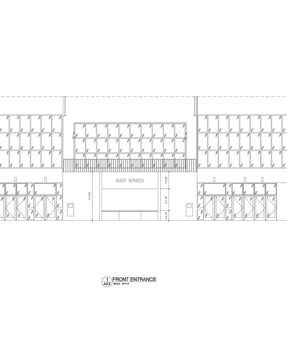 Interior Elevations A3.2