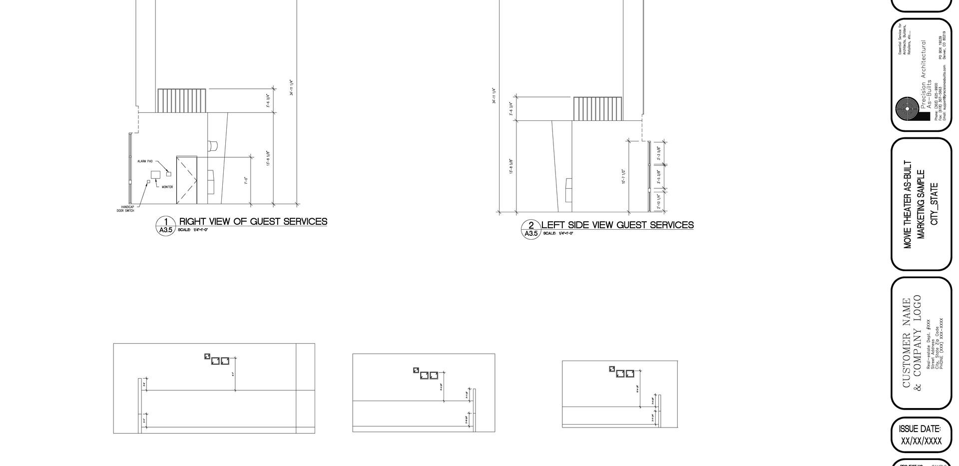 Interior Elevations A3.5