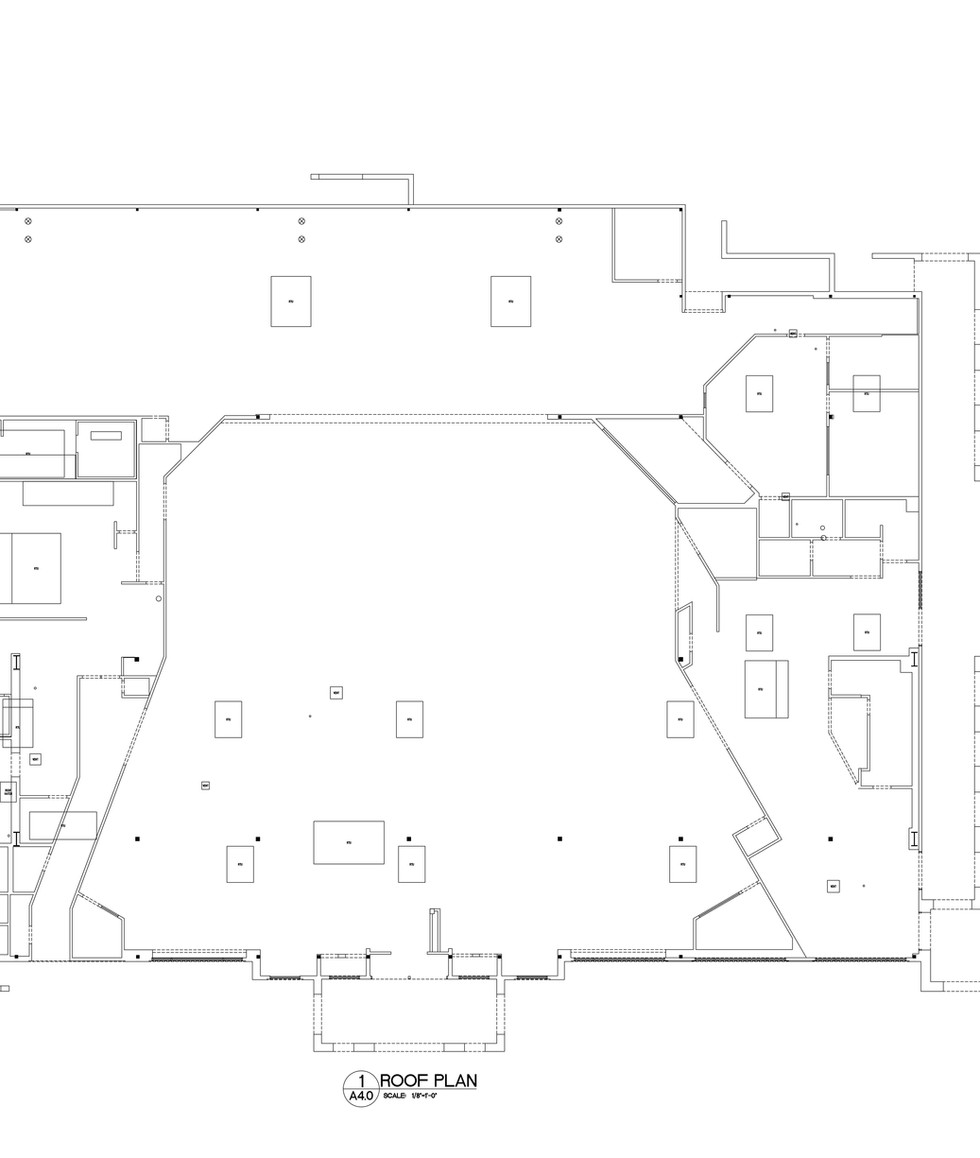 Roof Plan A4.0