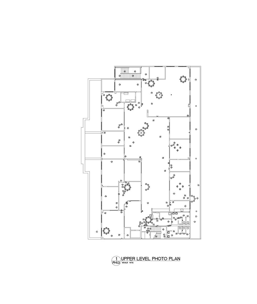 Upper Level Photo Plan PH1.3