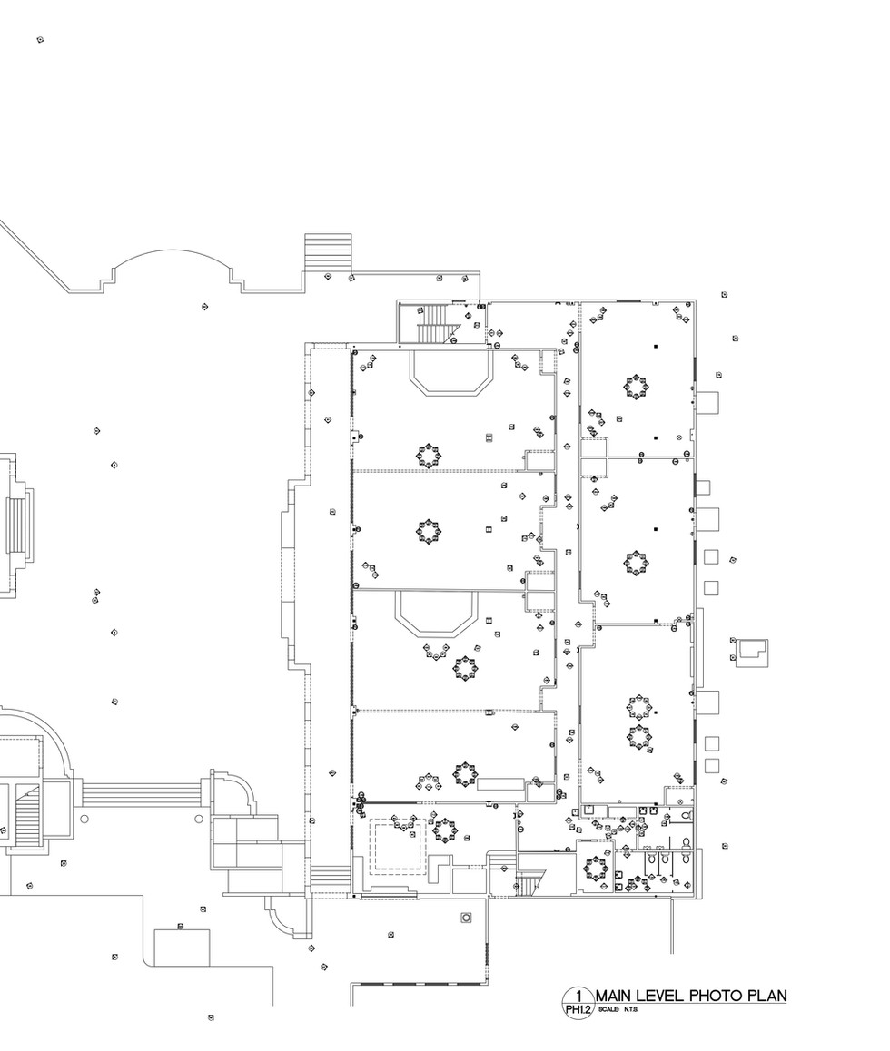 Main Level Photo Plan PH1.2