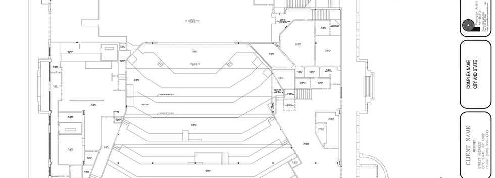 Main Level Ceiling Plan A2.0