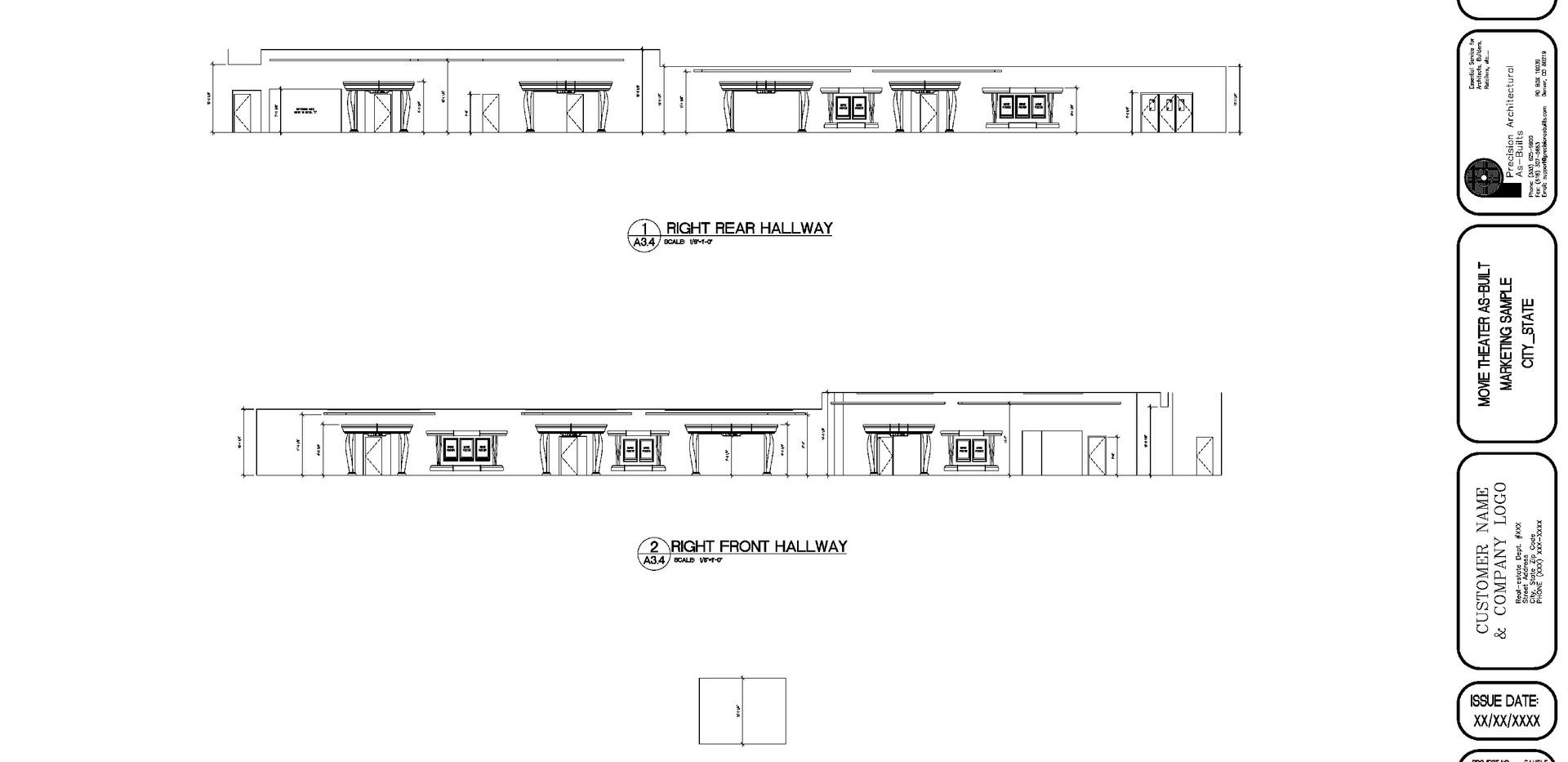 Interior Elevations A3.4
